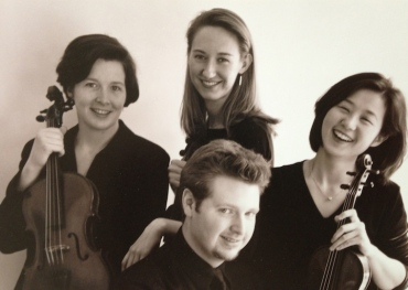 Galena Quartet 2001 CR Katrin Talbot