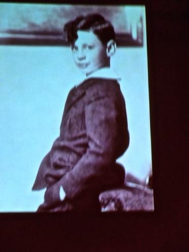 Karp Memorial slideshow Young Howard