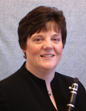 Nancy Mackenzie clarinet