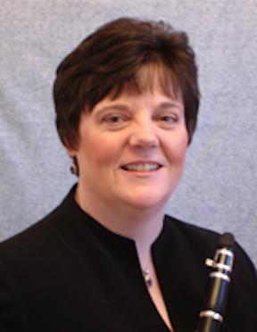 Nancy Mackenzie clarinet