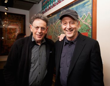 Phlip Glass and Steve Reich CR Betana Sikoria NYT