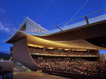 Santa Fe Opera auditorium CR Ken Howard SFO