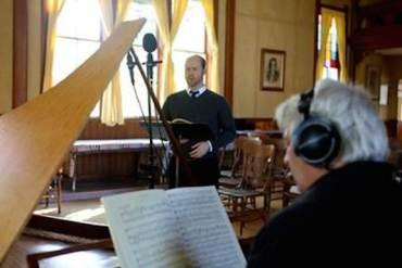 Winterreise Trevor Stephenson recording Kent Sweitzer