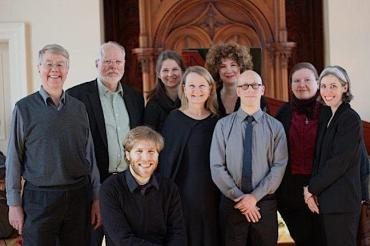 Wisconsin Baroque Ensemble 2014