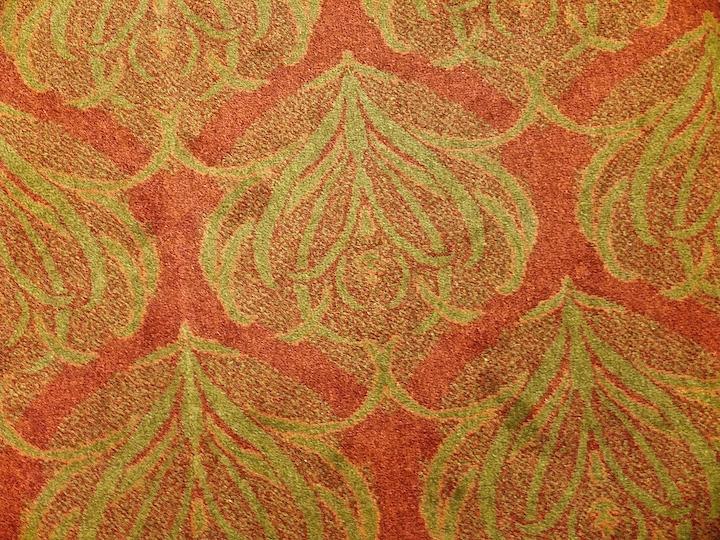 WUT new carpeting