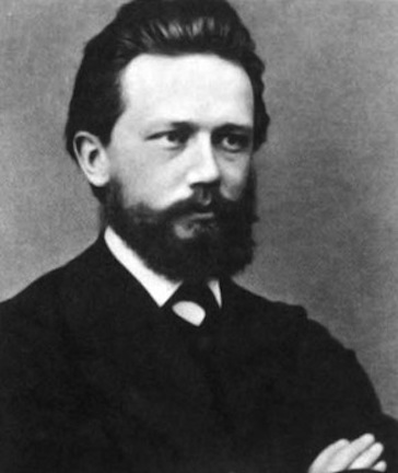young tchaikovsky