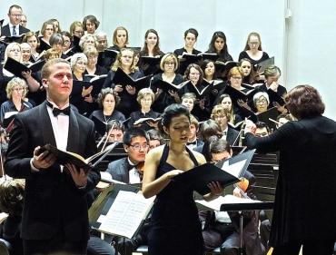 Choral Union Joel Rathmann, Emi Chen