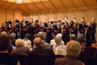 Festival Choir of Madison Tchaikovsky Fall 2014 CR Stephanie Wiliams