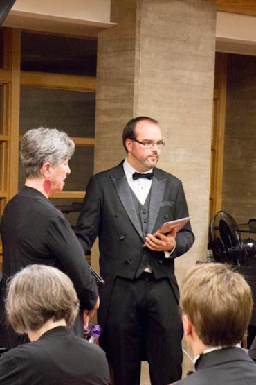 Festival Choir of Madison Tchakovsky Fall 2014 CR Jon Lactot  Bryson Mortensen and Nancy Vedder-Shults