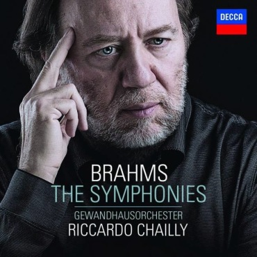 Brahms Chailly cover