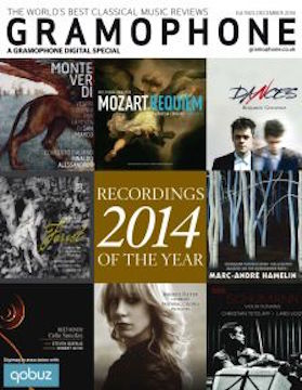 Gramophone recordings of 2014 cover
