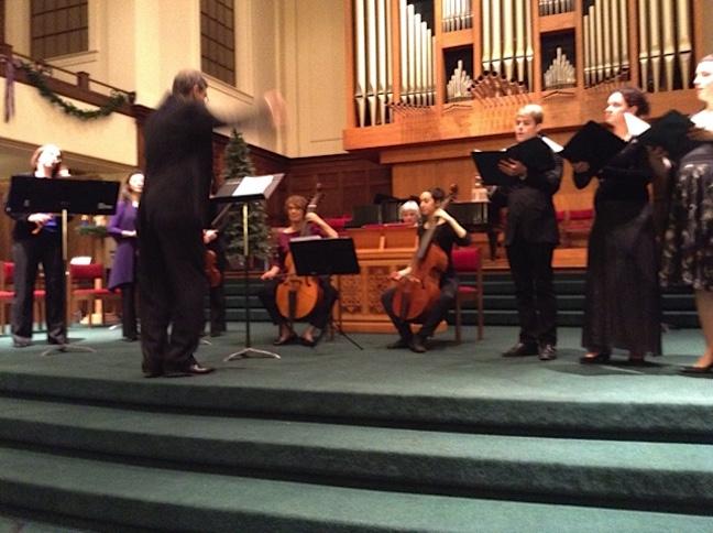MBM holiday 2014 Vallon conducting JWB