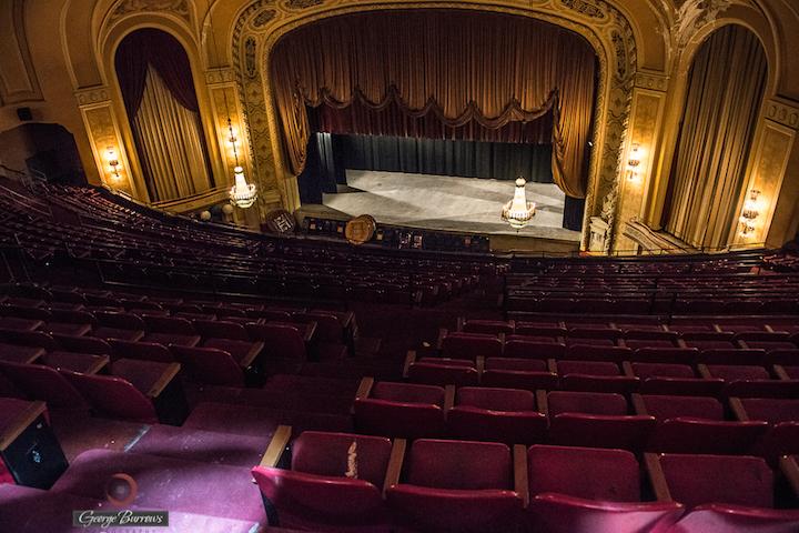 Orpheum Theatre INT