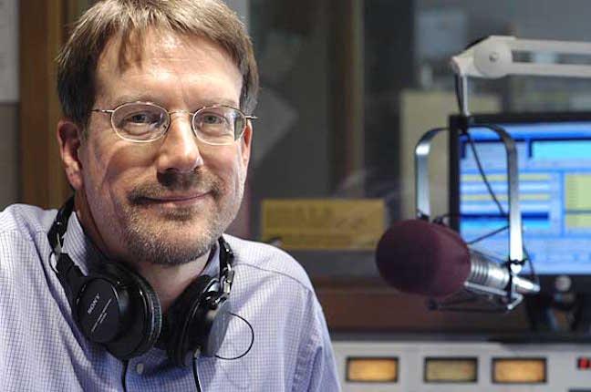 Paul Baker at WSUM
