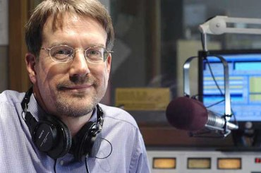Paul Baker at WSUM