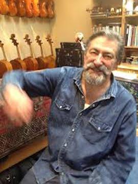 Ralph Rabin in shop 1 Paul Baker