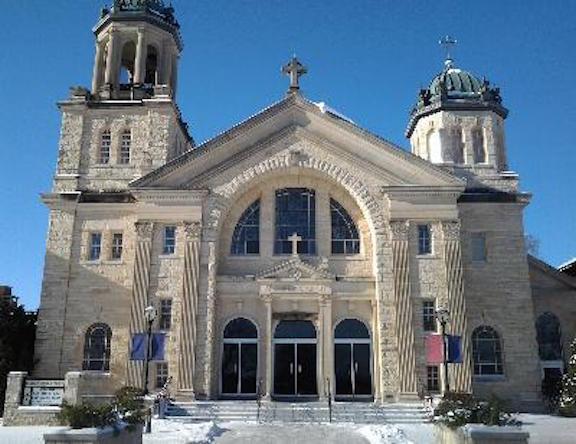St Luke's Church in Plain