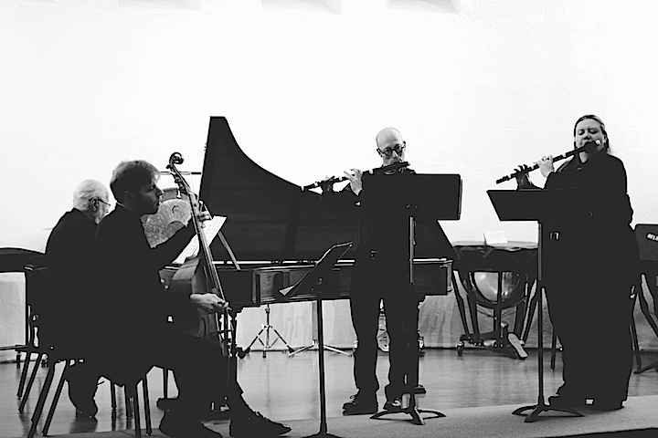 Wisconsin Baroque Ensemble BW 2013