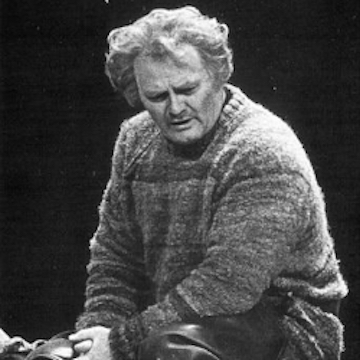 Jon Vickers as Peter Grimes