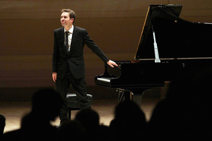 Leif Ove Andsnes at Carnegie CR Tina Feinberg for NYT
