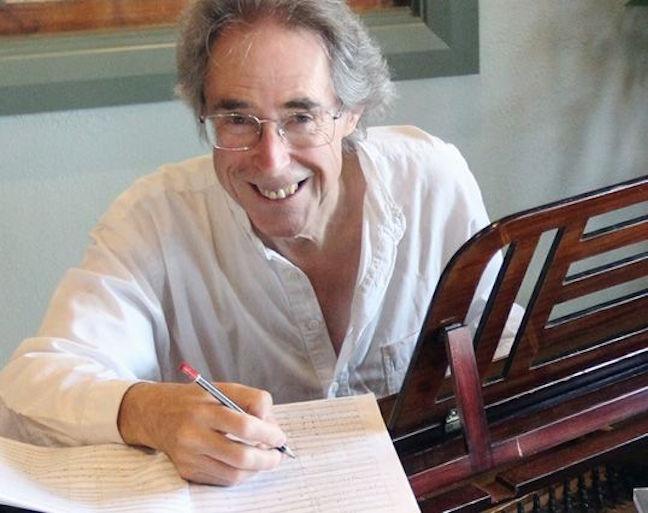 Paul Lewis composer