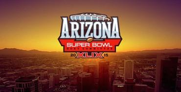 Super Bowl XLIX no cactus
