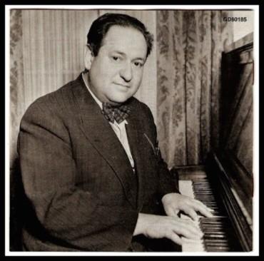 Erich Wolfgang Korngold BW piano