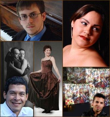 Flautistico collage