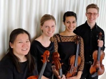 Hunt Quartet 2015