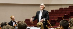 UW Chamber Orchestra, James Smith, conductor