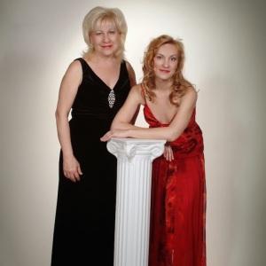 Troika piano duo