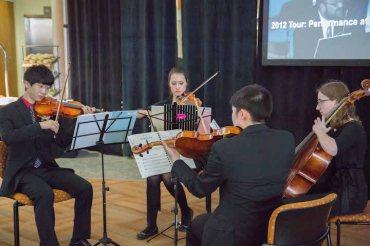 WYSO AoN strig quartet