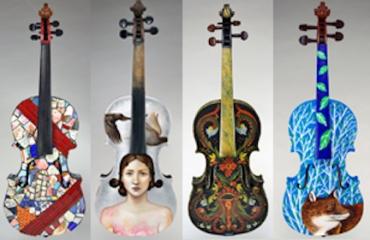 WYSO AoN violins 2015