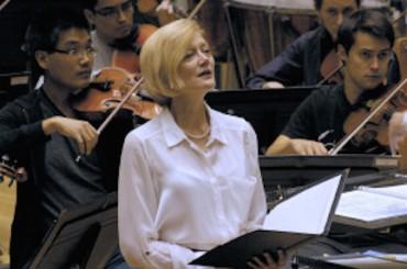 Elizabeth Hagedorn singing 2