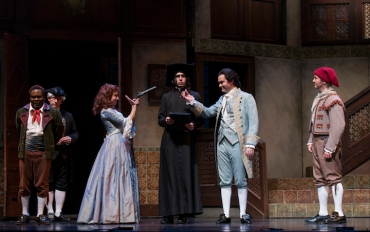 Madison Opera barber of seville 2015 cast