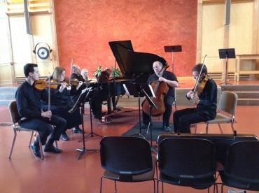 Mosaic Chamber Players  Quintets 1 JWB