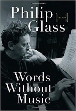 Philip Glass book cover