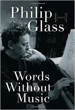 Philip Glass book cover