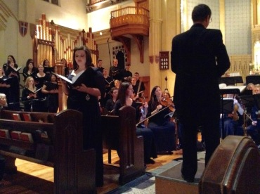 Wisconsin Chamber Choir Brahms Catherine Henry soprano JWB (1)
