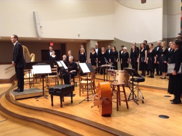 Madison Chamber Choir singers Menotti 2 JWB