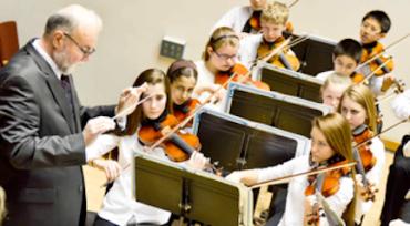 WYSO philharmonia orchestra