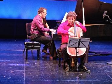 BDDS 2015 Mendelsson Cello Sonata