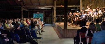 Birch Creek interior concert