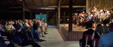 Birch Creek interior concert