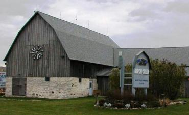 Birch Creek Music Performance Center exterior