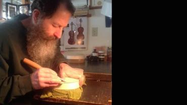 Brian Derber Violin maker
