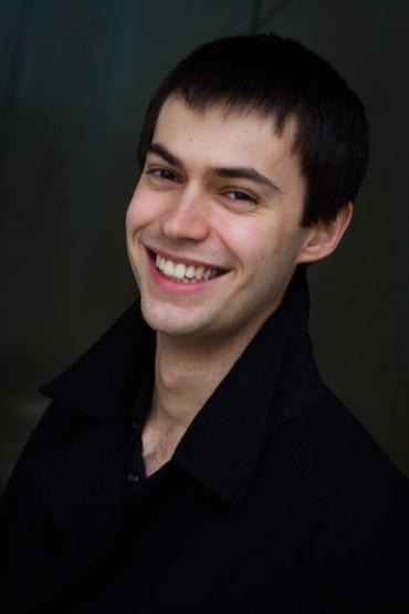 Jeremy Kienbaum Headshot 2012