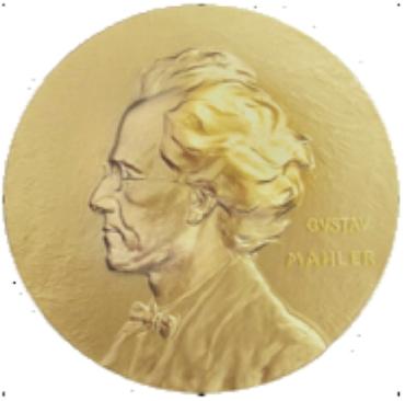 MahlerFest gold medal