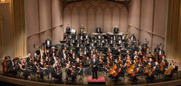 MahlerFest orchestra
