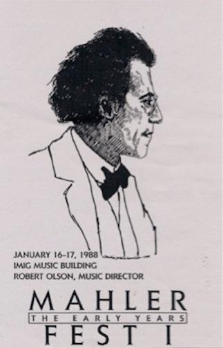 MahlerFest poster 1